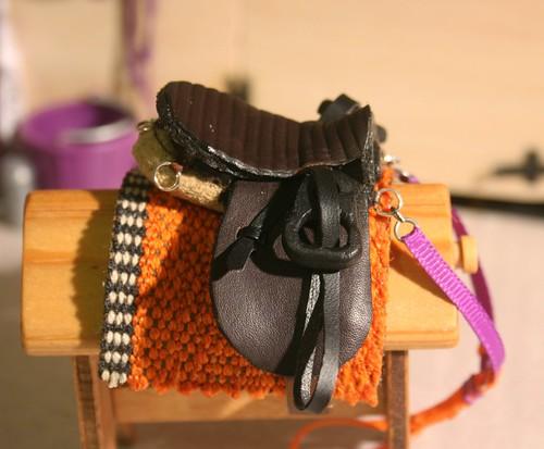 Fanta's Saddle