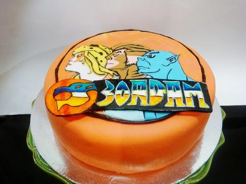 Thundercats Cake