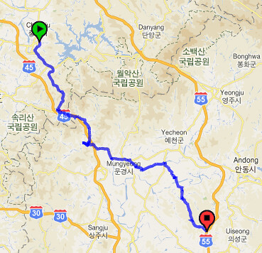 Seoul to Busan - Day 3