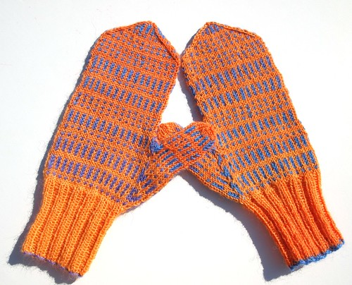 Morse mitts finished