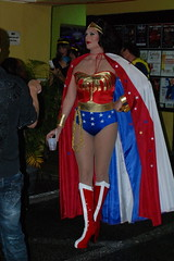 Halloween 2011 - Wilton Manors, FL - Wonder Woman (jrozwado) Tags: usa halloween drag florida wonderwoman northamerica wiltonmanors