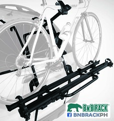 BNB Supporter bike rack