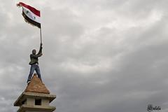 Syria (Sulafa) Tags: rally syria  syrianflag  musictomyeyeslevel1 tartous