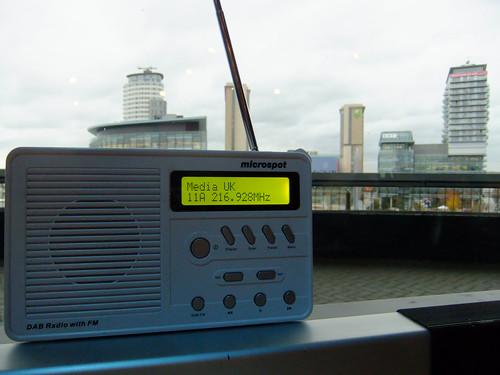 Media UK on the radio