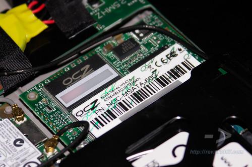 รีวิว OCZ Nocti mSATA SSD บน ThinkPad X 220i | RE V –>