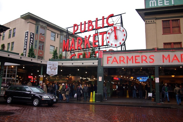 Pike Place Photowalk