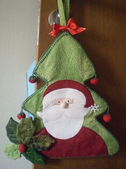 Enfeite de natal para maaneta (eco-arte) Tags: natal de para noel arvore papai enfeite maaneta
