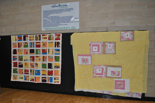 Modern Quilts on Display