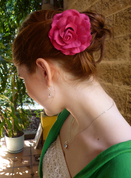 11 Nov 07 - Floral Brooches and Hairpins (7)