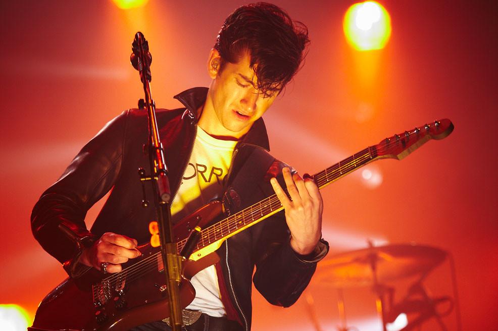 Photo: Andy Whitton/NME