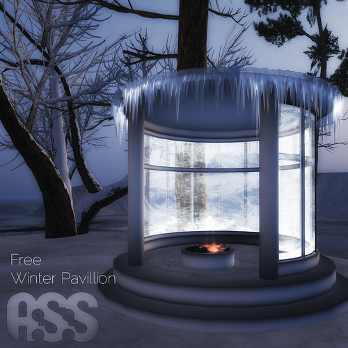A:S:S - Free winter pavillion by Photos Nikolaidis