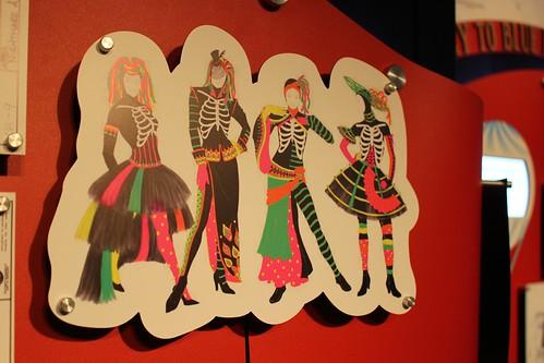 Halloween Horror Nights 20 costume artwork