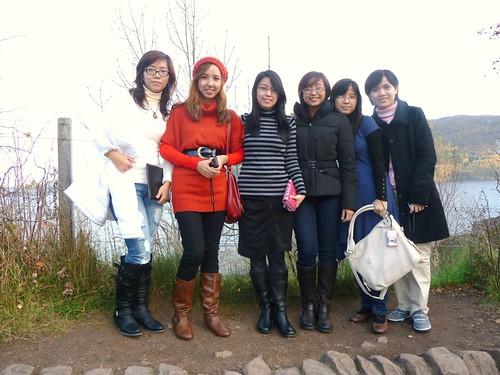 Group Photo, Loch Ness