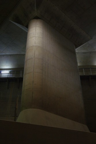 首都圏外郭放水路特別見学会 20111112