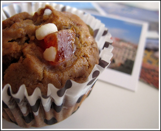 Gingerbread Muffins