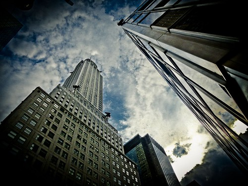 ABC (Alphabet By Camera) #14-N: NEW YORK (Empire State Building)