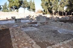 Anjar, Umayyad city, al-Walid I, 705-15, baths (2) (Prof. Mortel) Tags: lebanon umayyad anjar