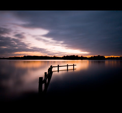 Just chill (Danil) Tags: sunset lake holland reflection netherlands landscape zonsondergang meer daniel nederland groningen friesland molen drenthe paterswolde landschap eelde reflectie d300 paterswoldse eelderwolde