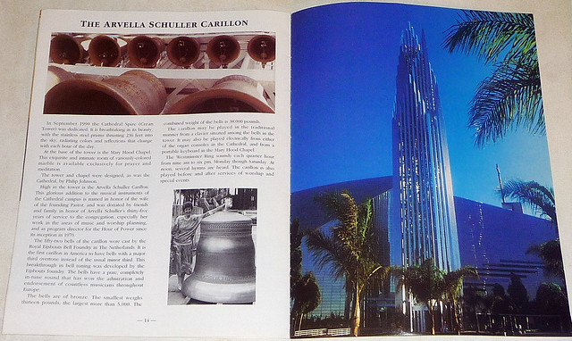 CRYSTAL CATHEDRAL Organs And Carillon Guide (9)