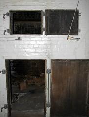 Original boiler system, sub basement  1
