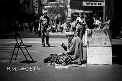 OZ Streets' (H.M.Lentalk) Tags: street leica city monochrome 50mm blackwhite oz noctilux asph m9 f095 sydeny 1095 noctiluxm