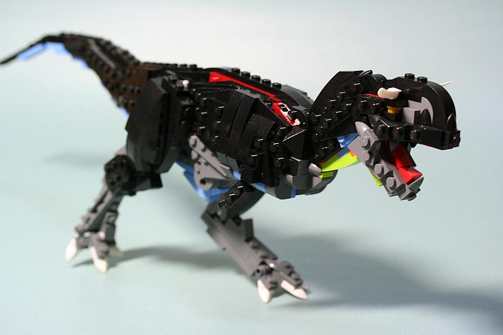 LDD Carnotaurus - YouTube