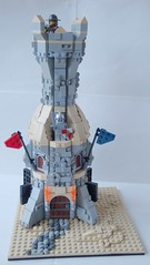 Jah-Kuh-Eh Watchtower - Title (.Jake) Tags: castle lego historica eurobricks kaliphlin