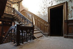 (.tom troutman.) Tags: urban abandoned canon newjersey decay nj 7d mansion newark 1022
