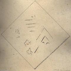 RAL000572-009 (Historisch Centrum Limburg (HCL)) Tags: de aj 1 is dl tekeningen grafstenen potlood getekend beschrijving gedrukt locatiesusteren creatiedatum inventarisnummer572 mediumde auteurflament