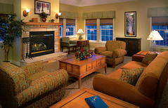 Living Room - Mountain Run at Boyne™