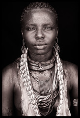Kolcho (John Kenny Photography) Tags: africa travel portrait people blackandwhite colour london art beauty portraits hair photography photographer african traditional fineart culture jewelry tribal jewellery tribes omovalley ethiopia karo hamar tribo indigenous hamer ethnology omo äthiopien etiopia aaf sothebys blackskin johnkenny エチオピア ethnie ethiopië africanfashion affordableartfair kolcho facesofportraits tribalfashion эфиопия αιθιοπία 이디오피아 africanportraiture subsaharanjourneys johnkennyphotography