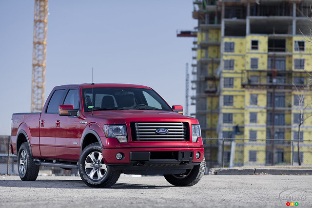 canada ford truck automobile 4x4 montreal transport f150 transportation vehicle motor automobiles 2012 fx4 crewcab ecoboost auto123 canadianautomotivenetwork fullsizepickup sebastiendamour automotiveinstinct