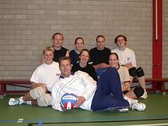 2003 Dames 3 - Tr. René Haandrikman