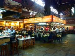 Mercado del Puerto, Montevideo (heybeans) Tags: del puerto uruguay meat mercado montevideo carne