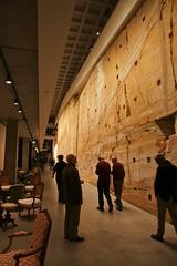 Excavated rock wall, MONA, Hobart (jozioau) Tags: variosonnartdt35451680 hobart museum mona underground gallery