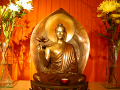 Colchester Buddhist Centre rupa