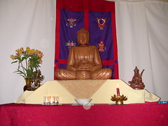 Seattle Buddhist Centre shrine
