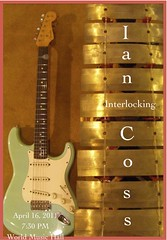 Ian Coss Poster