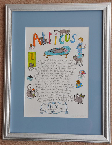 Atticus poem