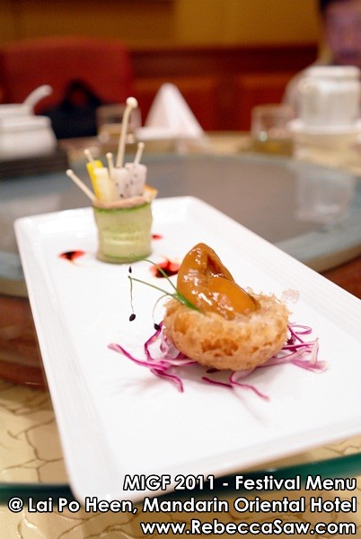 MIGF 2011 - Lai Po Heen, Mandarin Oriental-5