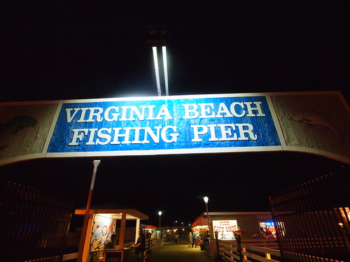 Virginia Beach Fishing Pier – Virginia Beach, VA