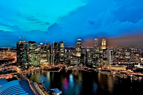 SkyPark Marina Bay Sands
