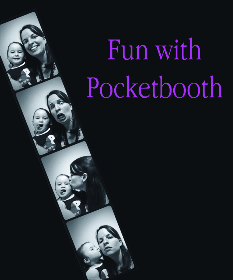 Fun with Pocketbooth 1