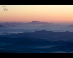 Appalachian Mountains (Frank Kehren) Tags: mountain sunrise canon unitedstates northcarolina f11 70200 ef2xii ef70200mmf28lisusm20x mountmitchellstatepark canoneos5dmarkii eskota canonef70200mmf28lis2x mountmitchellsummittrail