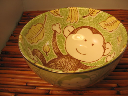 monkey rice bowl