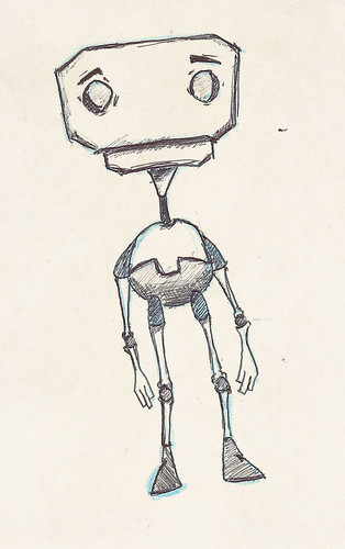 Slim Robot