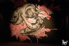 Minotaur - David Choe/DVS1