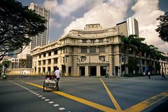IMG_5261_2 (blueandwai) Tags: friends art beautiful composition canon fun singapore bokeh cityhall joy esplanade laugh firestation outing 5dmk2