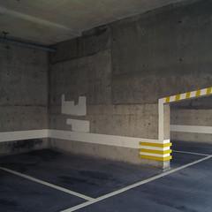 Bays (Ben_Patio) Tags: park public car square concrete brighton bays ipernity benpatio