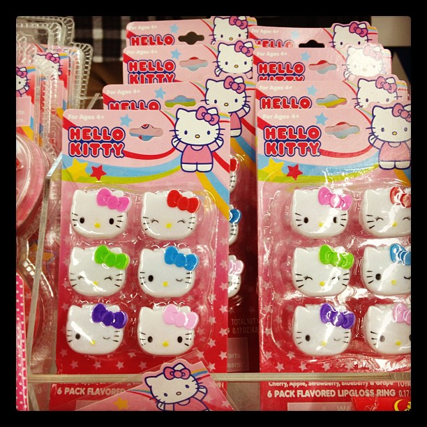 I Heart #HelloKitty